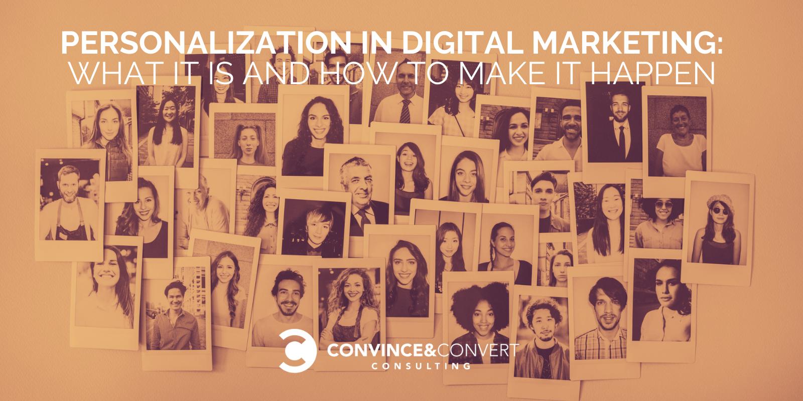 Personalizzazione nel marketing digitale_ Cos'è e come realizzarlo