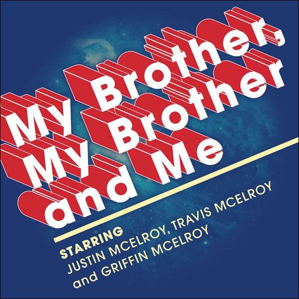 immagine di mio fratello, mio fratello e io podcast