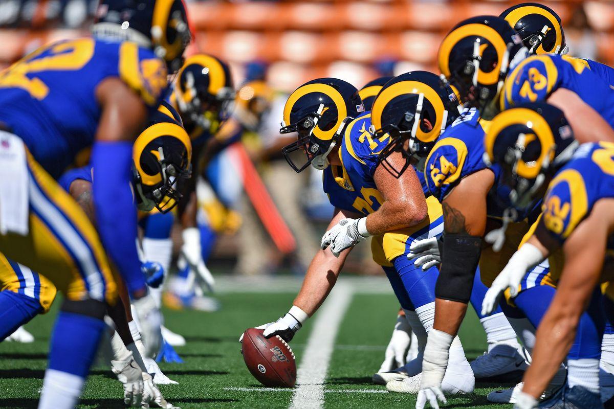 Spettacolare fallisce nel rebranding dei Rams di Los Angeles