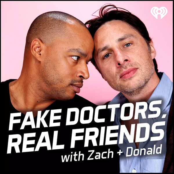 immagine del falso dottore veri amici podcast