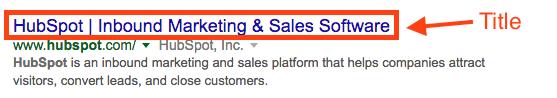 """Esempio di titolo di una homepage nella SERP. """"Width ="""" 557 """"title ="""" hubspot-homepage-title """"caption ="""" false """"data-limits ="""" true """"style ="""" larghezza: 557px; """"srcset ="""" https: / /blog.hubspot.com/hs-fs/hubfs/hubspot-homepage-title.png?width=279&name=hubspot-homepage-title.png 279w, https://blog.hubspot.com/hs-fs/hubfs/ hubspot-homepage-title.png? larghezza = 557 e nome = hubspot-homepage-titolo.png 557w, https://blog.hubspot.com/hs-fs/hubfs/hubspot-homepage-title.png?width=836&name=hubspot -homepage-title.png 836w, https://blog.hubspot.com/hs-fs/hubfs/hubspot-homepage-title.png?width=1114&name=hubspot-homepage-title.png 1114w, https: // blog .hubspot.com / hs-fs / hubfs / hubspot-homepage-title.png? larghezza = 1393 e nome = hubspot-homepage-titolo.png 1393w, https://blog.hubspot.com/hs-fs/hubfs/hubspot- homepage-title.png? larghezza = 1671 e nome = hubspot-homepage-titolo.png 1671w """"dimensioni ="""" (larghezza massima: 557px) 100vw, 557px"""