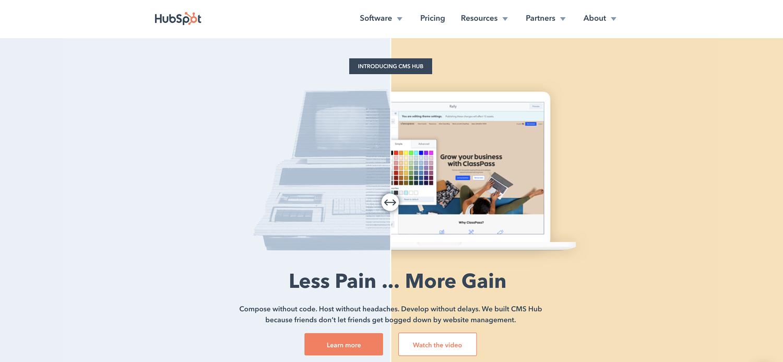 hubspot delle migliori pratiche di web design reattivo