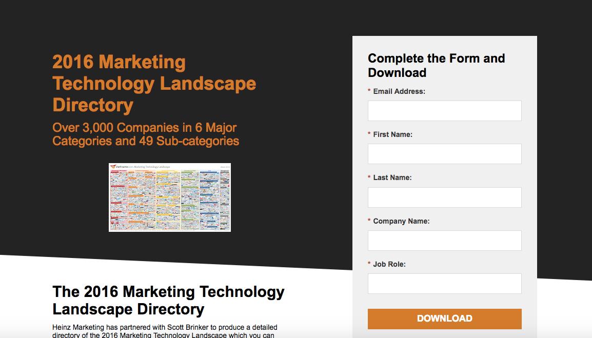directory di marketing heinz