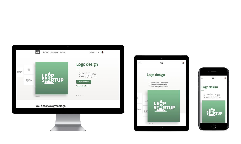 immagini scalabili delle migliori pratiche di web design reattivo