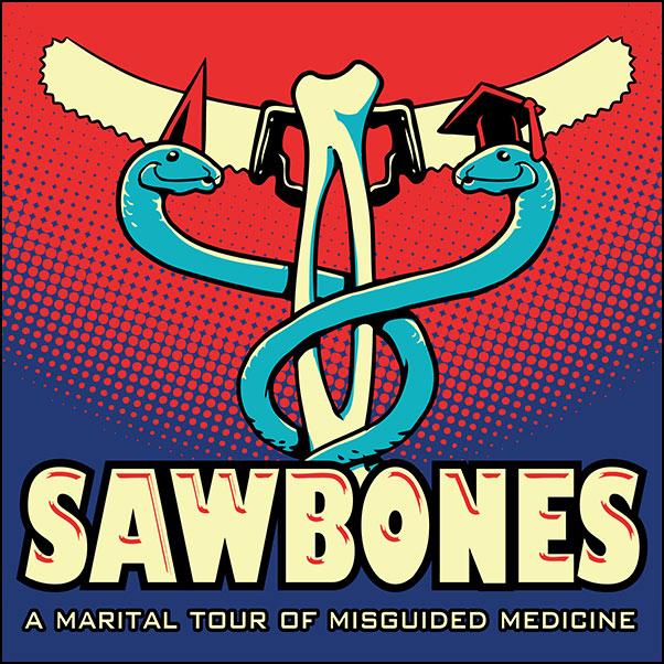 immagine del podcast di sawbones