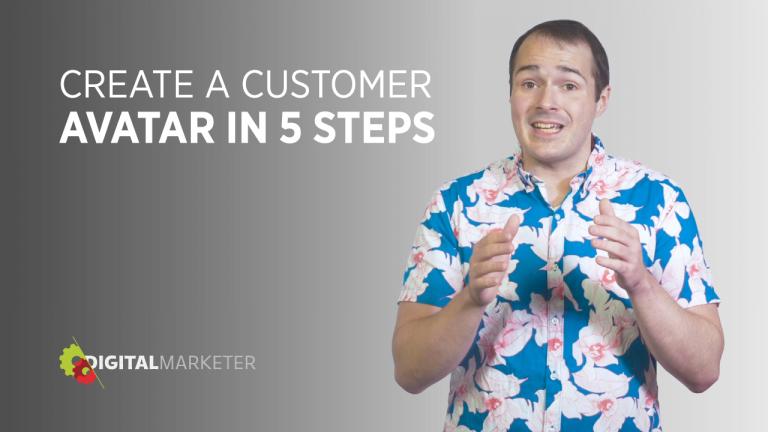 Crea un avatar cliente in 5 semplici passaggi