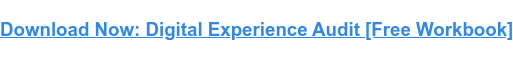 Scarica ora: verifica dell'esperienza digitale [Free Workbook]