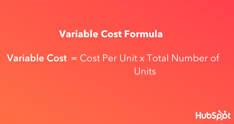 Formula a costo variabile
