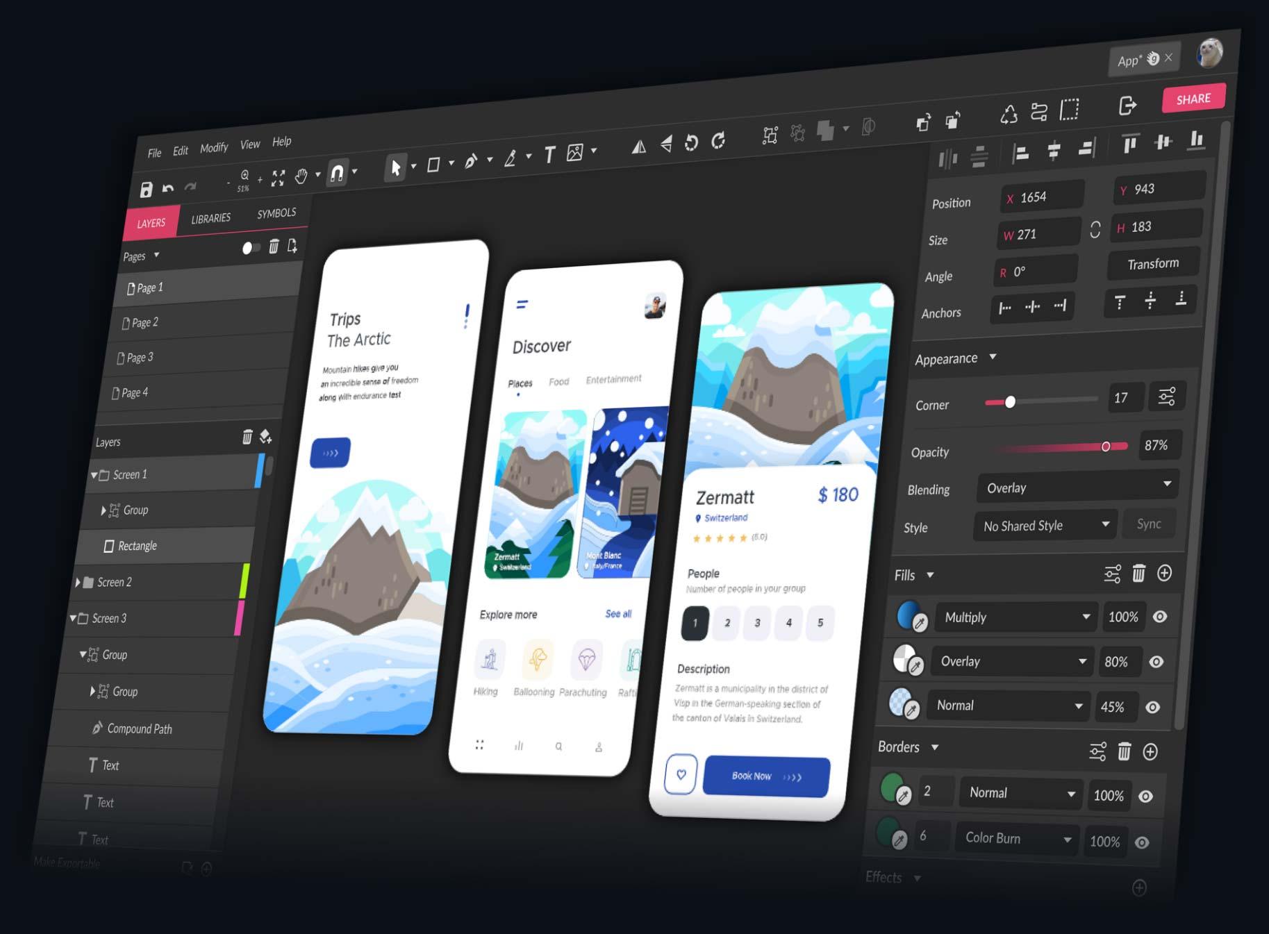 software di progettazione grafica