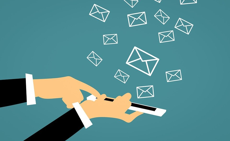 Email, Marketing, Business, Sms, Mobile, Digitale, Hand