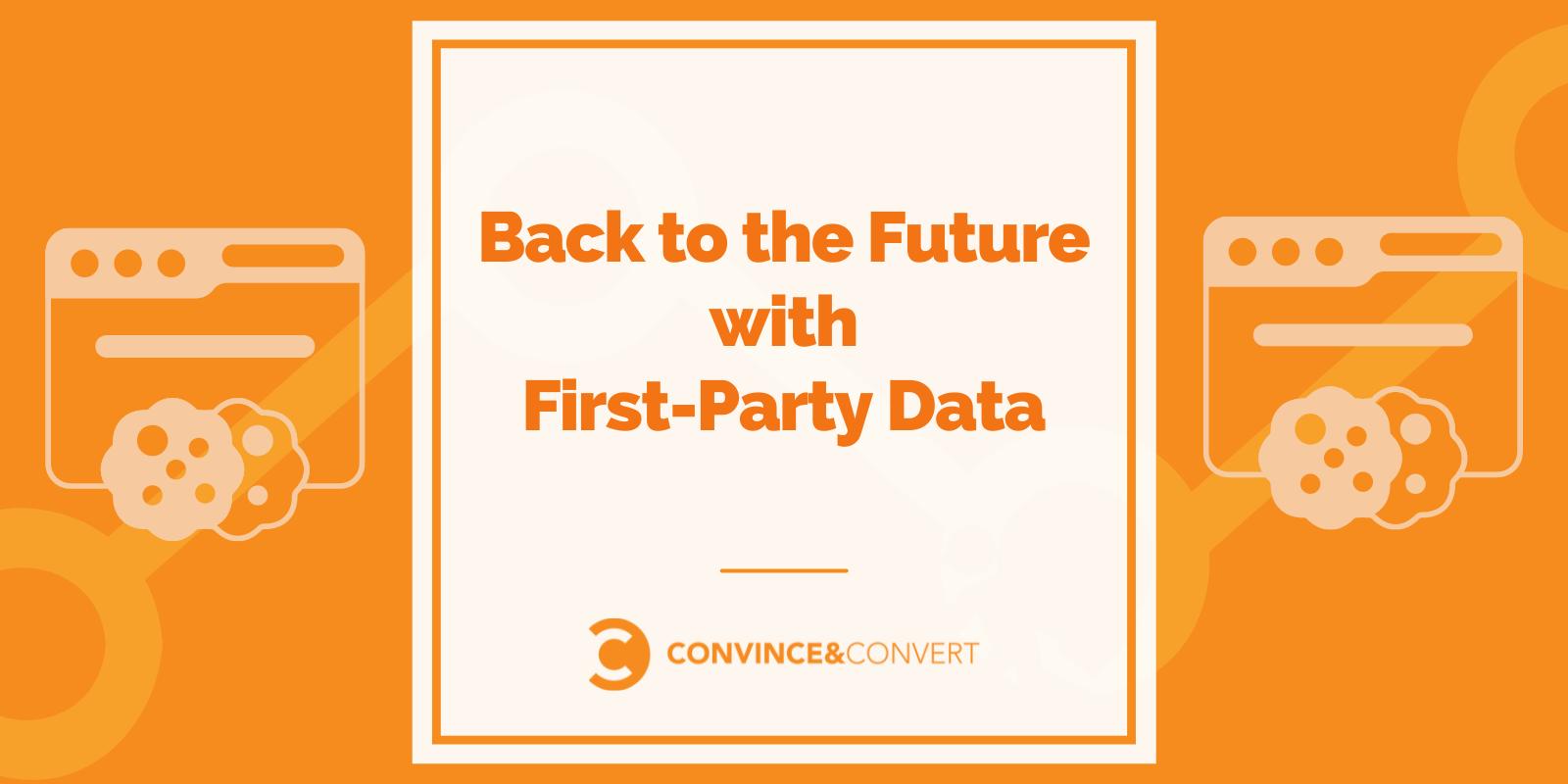Ritorno al futuro con dati di prima parte