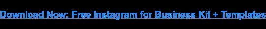 Scarica ora: kit e modelli gratuiti per Instagram for Business