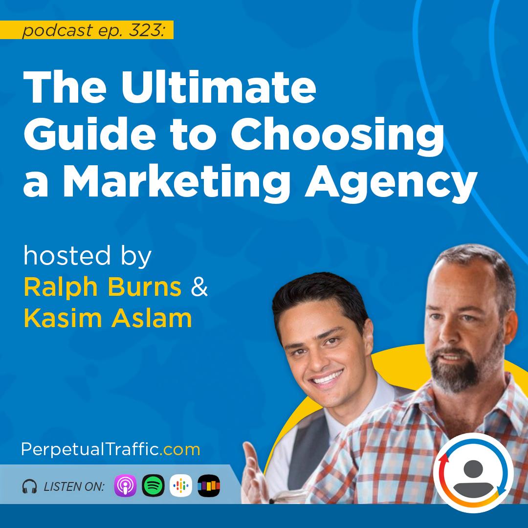 scegliere un'agenzia di marketing